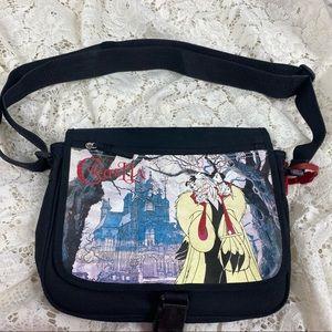 Disney  Cruella 101 Dalmatians Shoulder bag